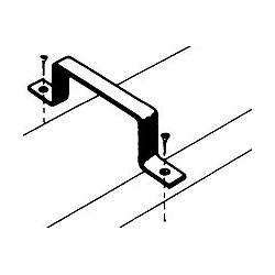 Befestigungsbügel Flachkanal stahl verzinkt